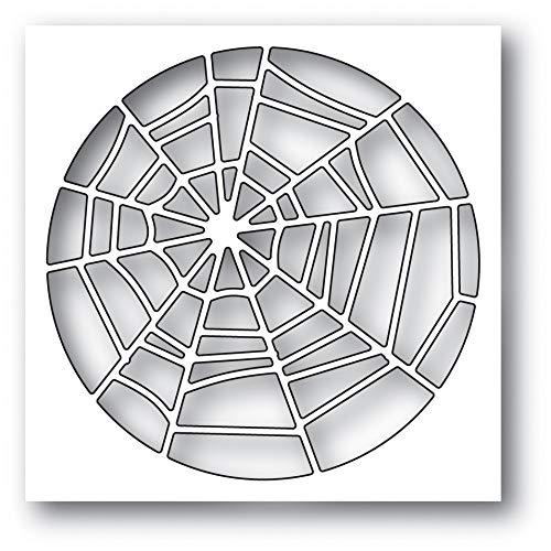 VT BigHome Cutting Dies Halloween Round net Stencils