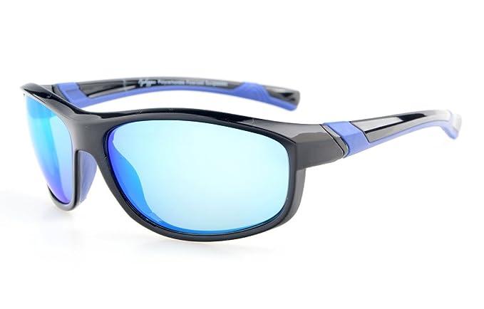 Eyekepper policarbonato polarizado deporte gafas de sol para adolescentes béisbol funcionamiento pesca conducción Softbol Golf senderismo