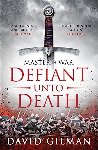 Defiant Unto Death Master War ebook product image