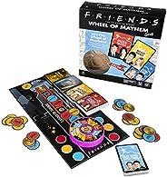 SpinMaster Games Friends: La Rueda del Caos, Multicolor