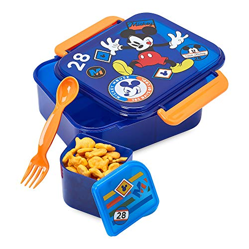 Disney Mickey Mouse Food Storage Set (Storage Mickey Mouse Containers)