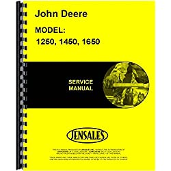 John Deere Tractor Service Manual (JD-S-TM1253)