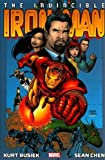 img - for Iron Man by Kurt Busiek & Sean Chen Omnibus book / textbook / text book