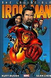 Iron Man by Kurt Busiek & Sean Chen Omnibus