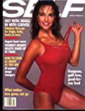 Self Magazine March 1988 Pin-Up Model Jill Goodacre cover