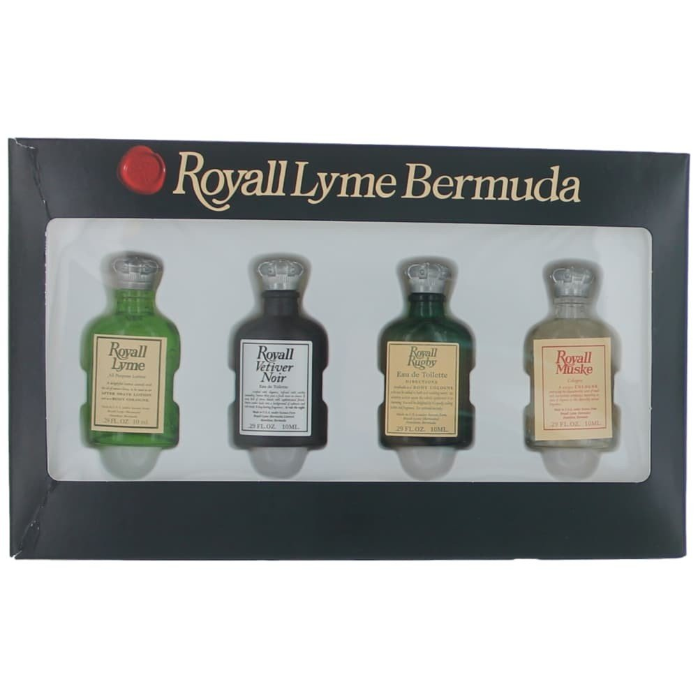 Royall Lyme Bermuda Collection The Royall Master Collection - Mini Set