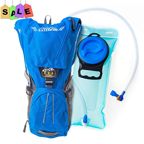Hydration Backpack Pack With 2L Water Bladder For Men 2fd63977d033a