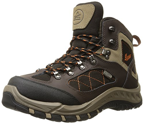 Danner Men's Trail Trek-M, Brown/Orange, 11 2E US (Best Hiking Rochester Ny)