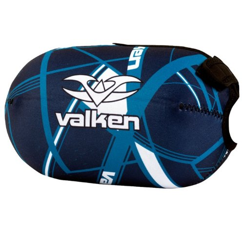 Valken Crusade Hatch Bottle Cover, Blue, 45 by Valken