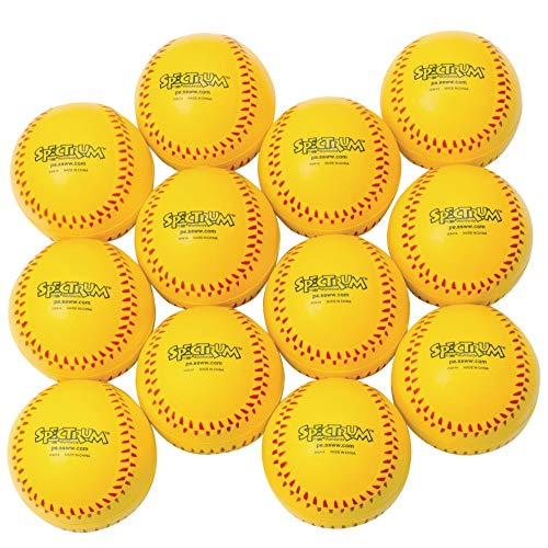 S&S Worldwide Spectrum Foam Softballs -