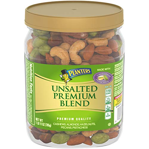 d Nuts, Unsalted 27 oz ()
