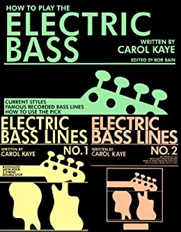 Carol Kaye Electric Bass Lines No 1