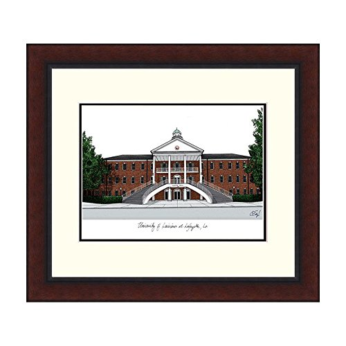 Campus Images NCAA University of Louisiana-Lafayette Alumnus Legacy Frame by Campus Images