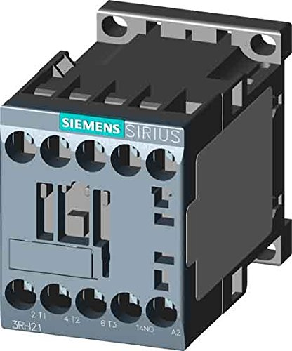 Siemens–Contacteur AC35,5kW 400V 1NA courant continu 110V s00Ressort 5kW 400V 1NA courant continu 110V s00Ressort 3RT2017-2BF41