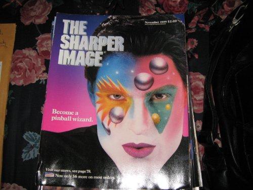 The Sharper Image Catalog , November 1989 , Pinball Wizard