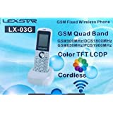 Lexstar LX-03G GSM Fixed Wireless Phone