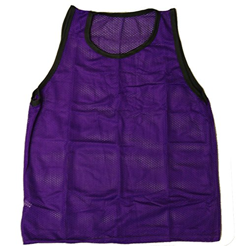 Workoutz Adult Soccer Pinnies  Cheap Scrimmage Vests Mesh