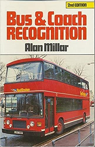 Bus and Coach Recognition by Ray Stenning (1988-09-06)