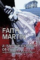 A Narrow Margin of Error (Hillary Greene Series)