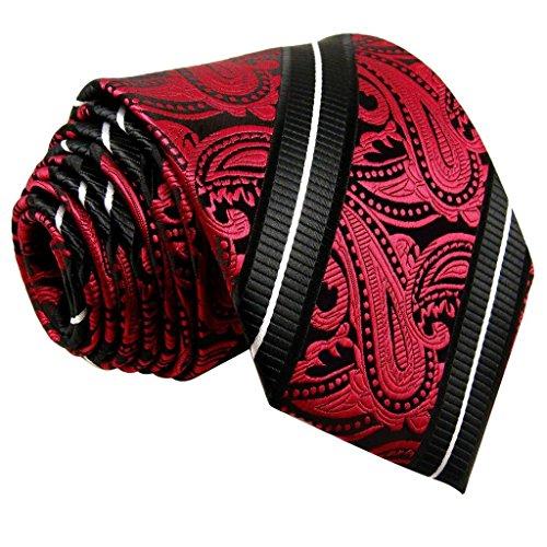 Silk Paisley Tie - 8