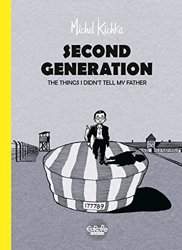 Second Generation: The things I didn't tell my father (Hors Collection Dargaud)