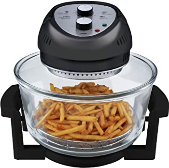 Big Boss 6-Quart 1300W Oil Less Fryer