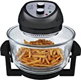 Big Boss 9065 Air Fryer, 16 Quart, Black