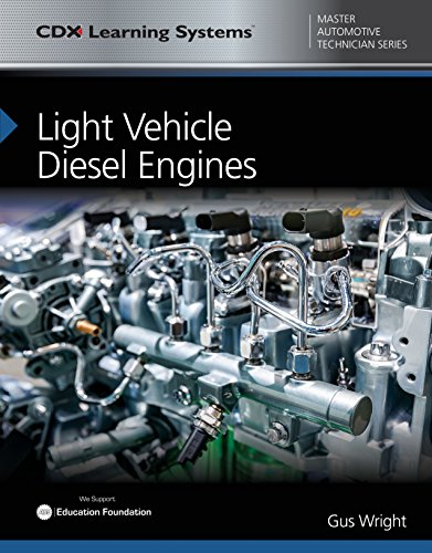 Light Vehicle Diesel Engines (CDX Master Automotive Technician) (Vw Level)
