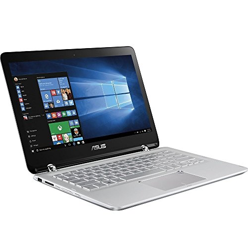 "Top Performance ASUS 13.3"" 2-in-1 Touchscreen FHD Convertible Laptop, 7th Intel Core i5-7200, 6GB DDR4 RAM, 1TB HDD, 802.11ac, Bluetooth, HDMI, Backlit keyboard, Fingerprint Reader, Windows 10"