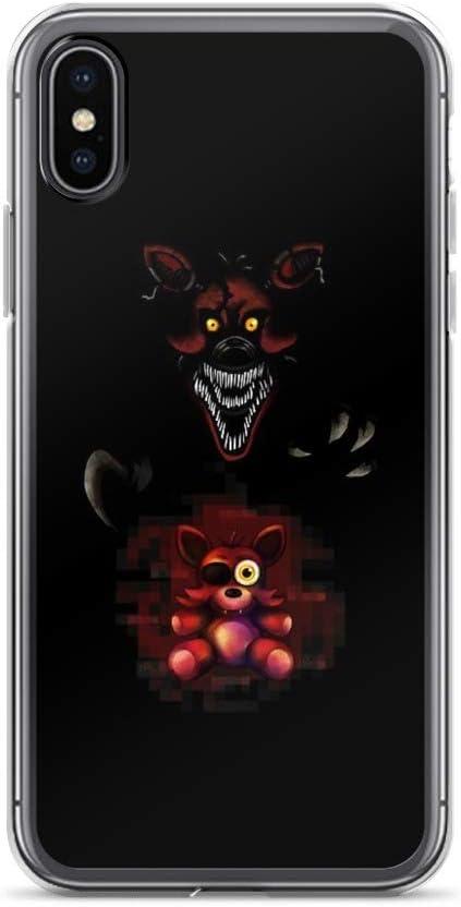 Custodia trasparente per iPhone X/XS, XR, XS Max, 7/8, 7 Plus/8 ...