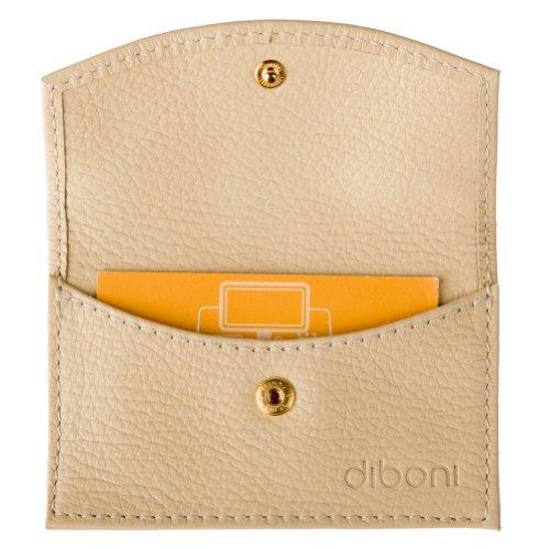 diboni, Borsa a mano uomo Beige beige Länge: 10,7 cm, Höhe: 7 cm