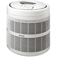 Honeywell Enviracaire HEPA Air Purifiers-Air Purifier,3-Speeds,475 Sq Ft. Cap.,18x18x19-9/16,White
