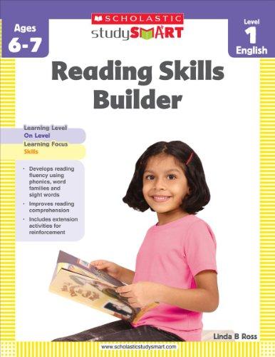 Skills Builder Level (Scholastic Study Smart: Reading Skills Builder: Level 1)