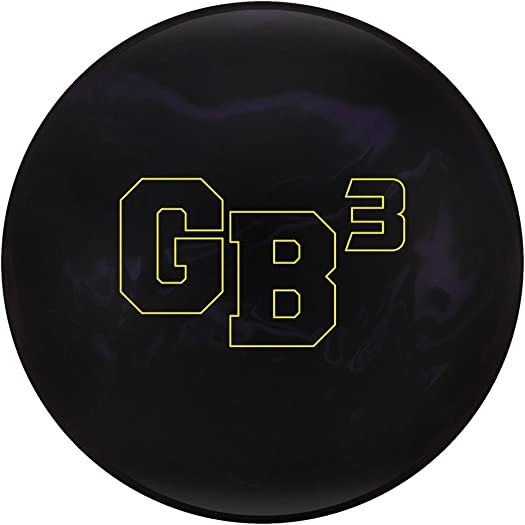 Ebonite Game Breaker 3 Bowling Ball- Black Purple