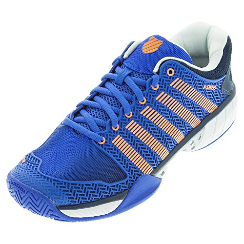 Electric Men's Tennis Safety Orange Blue Swiss Dress Express Blues Shoe K HyperCourt Sneaker F04qRc