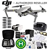DJI Mavic Pro Platinum Collapsible Quadcopter EVERYTHING YOU NEED Starter Bundle