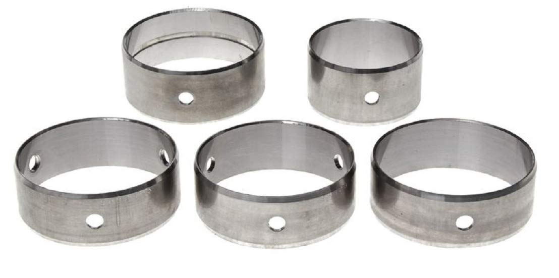 Clevite77 Camshaft Bearing Set compatible with 1958-80 Chrysler Pass & Trk 350 361 383 400 413 426 440 V8 Mahle