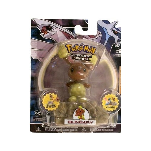 - Pokemon Diamond and Pearl Series 5 Buneary Action Figure