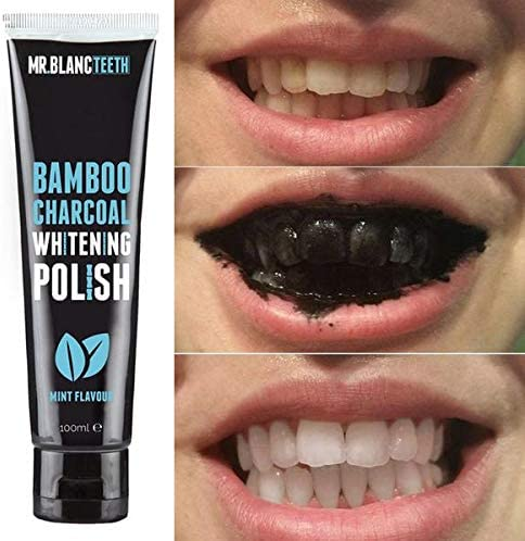Amazon.com: Mr Blanc Teeth ™ | Teeth Whitening Polish - Natural ...