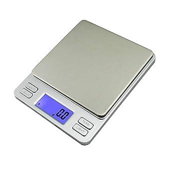 Balanzas de cocina digitales, aparatos de báscula de cocina electrónica para el hogar,Precisión