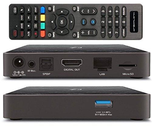 Dreamlink T2 IPTV Set Top Box & Smart TV Android 7 OS
