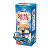 Nestle' USA - Single-Serving Creamer, French Vanilla Flavor, .38 oz, 50/BX