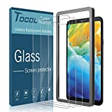 TOCOL [3PACK] for LG Stylo 4 Screen Protector Tempered Glass HD Clarity, Anti-Scratch, Bubble Free Easy Installation Tray with Lifetime Replacement Warranty