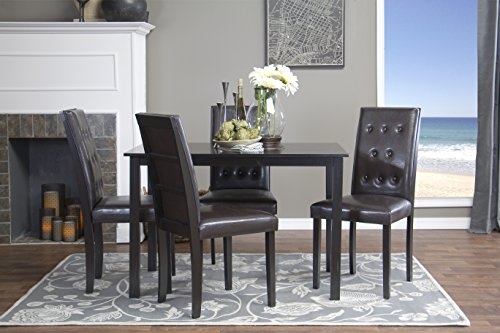 Baxton Studio Somer Set Dining Set