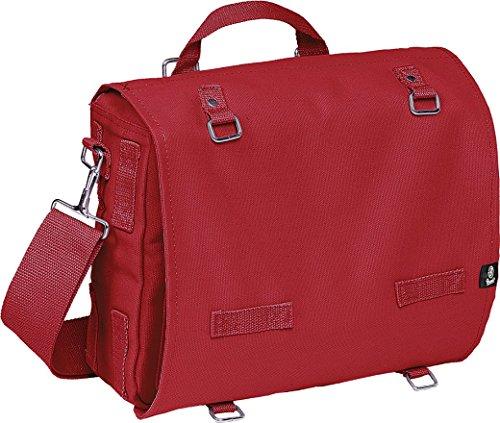 Brandit Canvas Tasche Groß Rot
