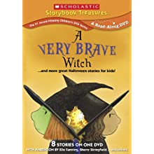 A Very Brave Witch...and More Great Halloween Stories for Kids (Scholastic Storybook Treasures) (2009)