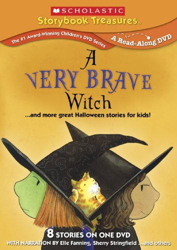 A Very Brave Witch...and More Great Halloween Stories for Kids (Scholastic Storybook Treasures) (Great Halloween Movies For Kids)