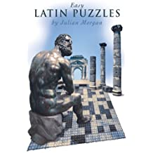 Easy Latin Puzzles by Julian Morgan (2013-09-12)