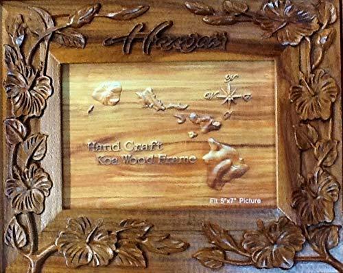 Handcraft Photo Frame - Koa Wood Handcrafted 5