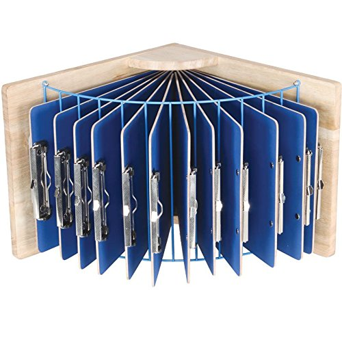 Clipboard Stand and 12 (Clipboard Rack)